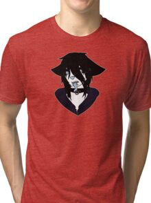 Sushi Tongues Tri-blend T-Shirt