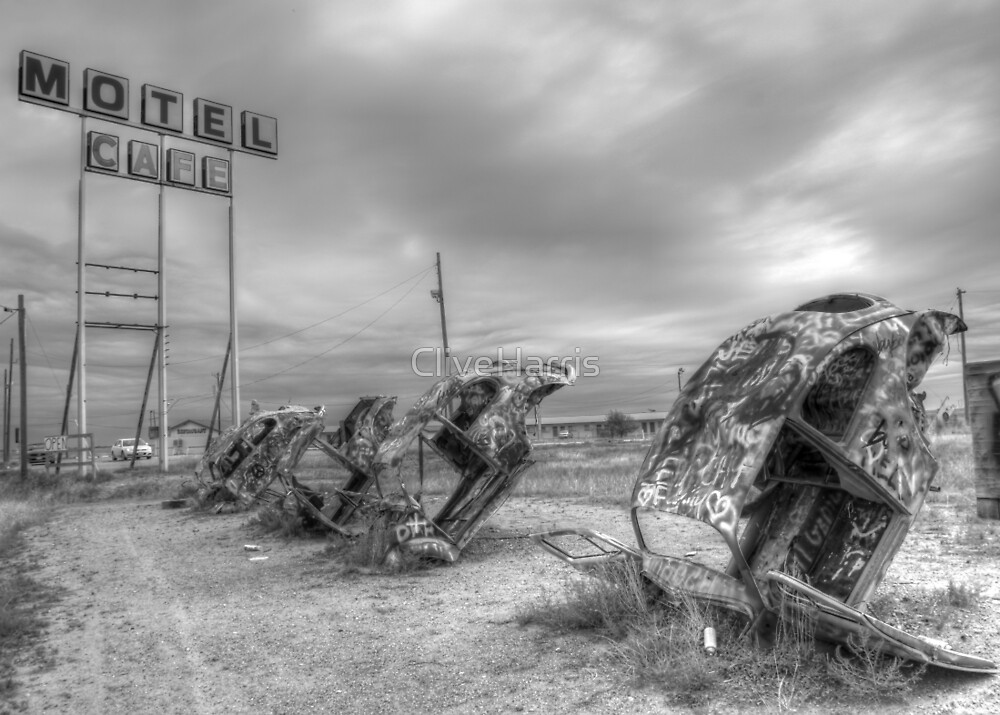 slug bug ranch, Conway, Texas by CliveHarris