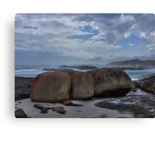 William Bay, Western Australia Canvas Print