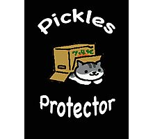 Pickles Protector Photographic Print