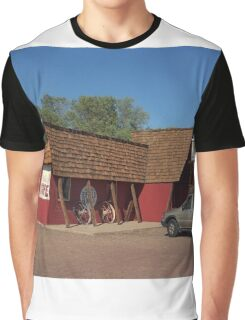 Route 66 - Bagdad Cafe Graphic T-Shirt