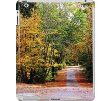 Autumn in Texas iPad Case/Skin