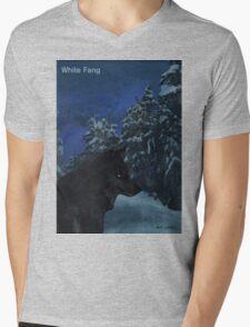 Jack London - White Fang Mens V-Neck T-Shirt