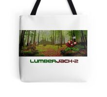 LumberJack-2 Tote Bag
