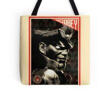 M. Bison Tote Bag