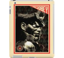 M. Bison iPad Case/Skin