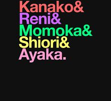 Momoclo goes Helvetica Unisex T-Shirt