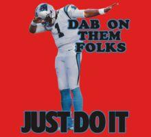 Dab On Them Folks Baby Tee