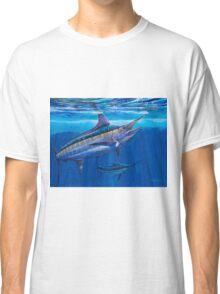 Blue Marlin Bite Classic T-Shirt