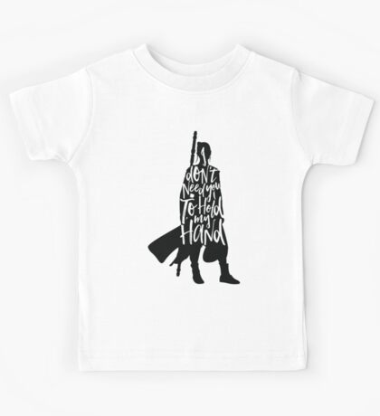 Don't Hold My Hand Kids Tee