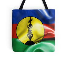 New Caledonia Flag Tote Bag