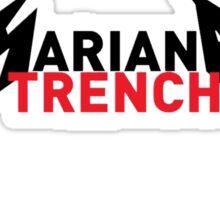Mariana Trench! Sticker
