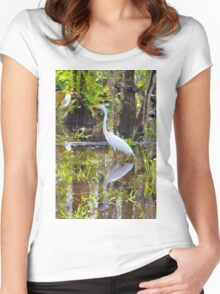 Everglades Women's Fitted Scoop T-Shirt