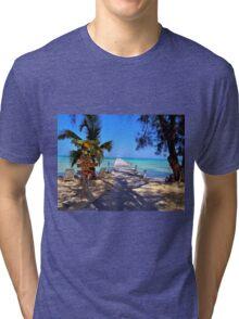 Rum Point Tri-blend T-Shirt