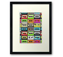 The Tape Deck is Best Framed Print