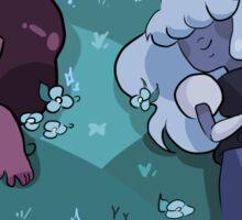 Ruby and Sapphire - Meet Sticker