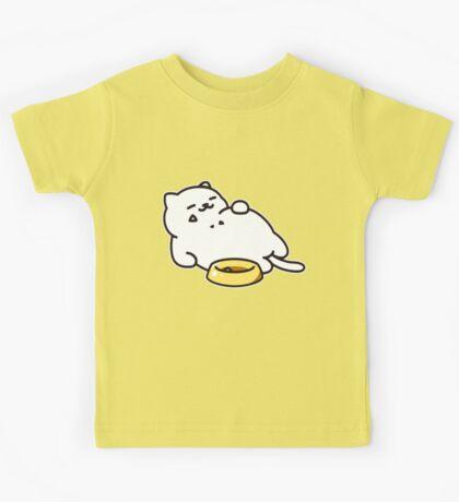 Neko atsume - Tubbs cat Kids Tee