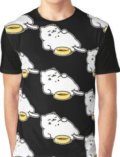 Neko atsume - Tubbs cat Graphic T-Shirt