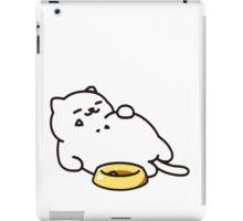 Neko atsume - Tubbs cat iPad Case/Skin