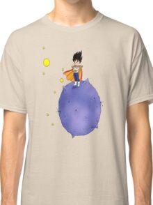 Little Prince Vegeta - Dragon Ball Classic T-Shirt