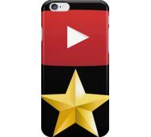 youtube star iPhone Case/Skin