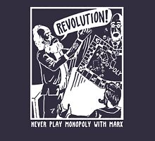 Never Play Monopoly With Marx T-Shirt