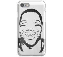 Michael Strahan Portrait iPhone Case/Skin