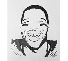 Michael Strahan Portrait Photographic Print