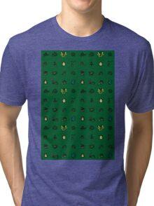 Turtle Cuteness OVERLOAD!!! Tri-blend T-Shirt