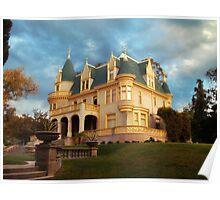 """Kimberly Crest, Victorian Splendor"" Poster"