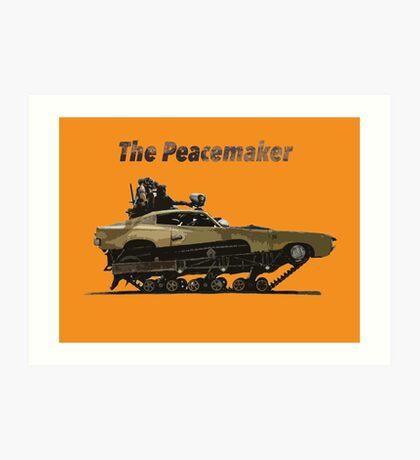 The Peacemaker Art Print