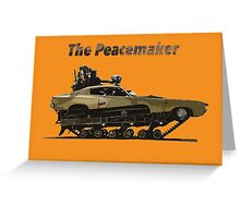 The Peacemaker Greeting Card