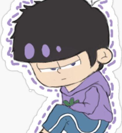 Ichi Chibi Sticker