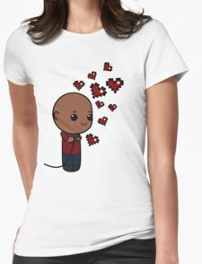Love Is Cooperative P4 Womens Fitted T-Shirt