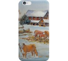 The Lookout iPhone Case/Skin