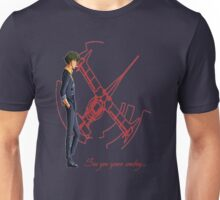 See You Space Cowboy ... - Cowboy Bebop Unisex T-Shirt