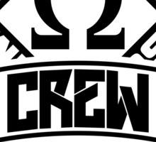 SubOhmCrew Sticker
