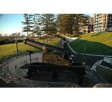 Wollongong Cannons, Australia 2007 Photographic Print