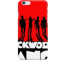 Co Wo Or iPhone Case/Skin