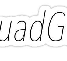 squadgoals Sticker