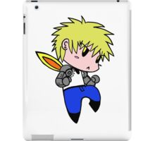 Hello Genos! iPad Case/Skin