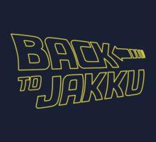 Back To Jakku  Kids Tee