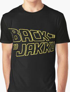 Back To Jakku  Graphic T-Shirt