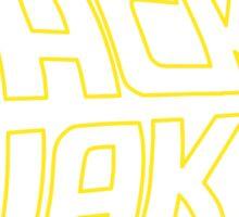 Back To Jakku  Sticker