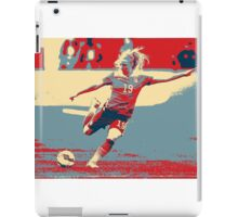 Julie Johnston  iPad Case/Skin