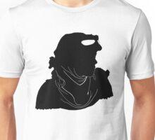 "Rey ""The Scavenger"" Silhoutte (Black) Unisex T-Shirt"