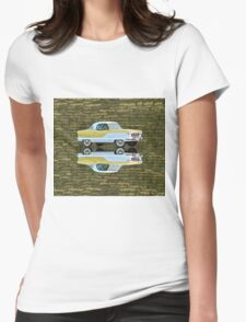 Nash Metropolitan Womens Fitted T-Shirt