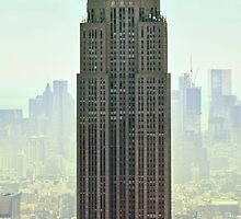 Empire State Building by ONiONAstudio