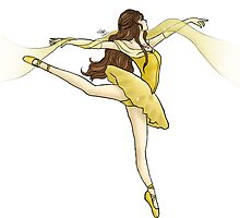 "Ballerina: ""Belle"" by terri-esmee"