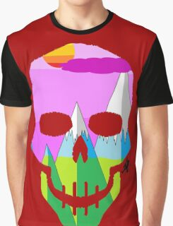 Skullimb Graphic T-Shirt